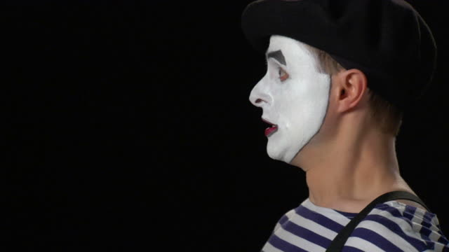 Mime Magnifying Glass - Bad News video
