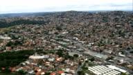 Mineirinho Arena  - Aerial View - Minas Gerais, Belo Horizonte, Brazil video