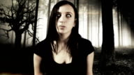 mini horor with vampire girl video