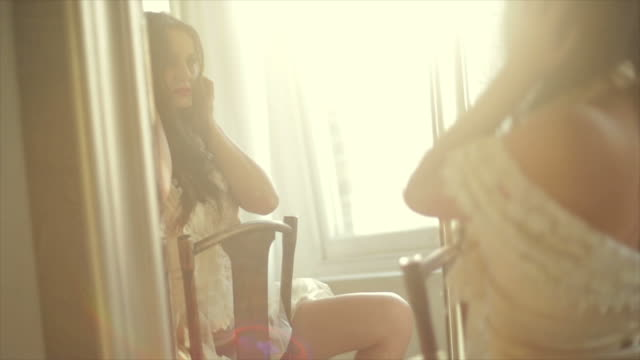 Mirror glamour   GL video