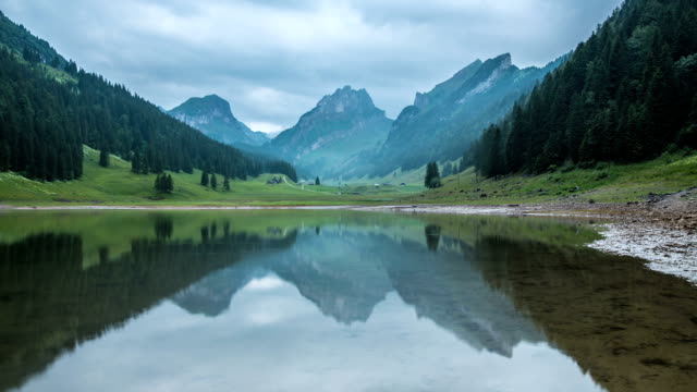 Mirror Lake video
