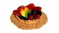 Mixed Fruit Tart video