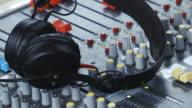 Mixer and Headphones video