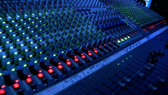 Mixing Board video