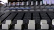 Mixing desk video