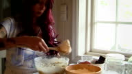 Mixing Flour 2 video