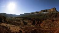 moab canyon lands utah area video