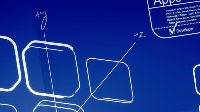 Mobile App Development Blueprint Concept video