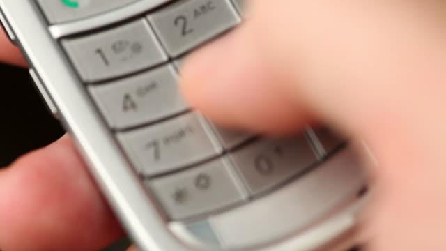Mobile Phone Keypad video