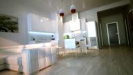modern 3d interior video