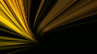 Modern Abstract Gold Stream Background Loop video