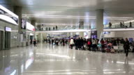 Modern Airport video