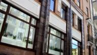 Modern building. Kiev, Ukraine. video