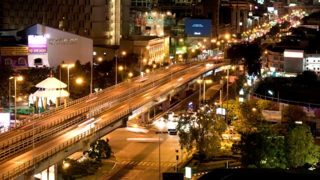 Modern City High Speed Traffic video