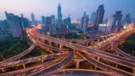 modern city transportation video