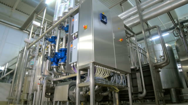 Modern complex technological industrial water purification equipment video