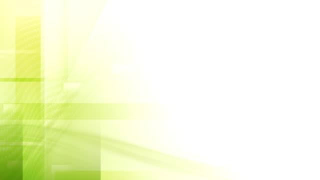 Modern Graphics Loop - Green Corner (HD 1080) video