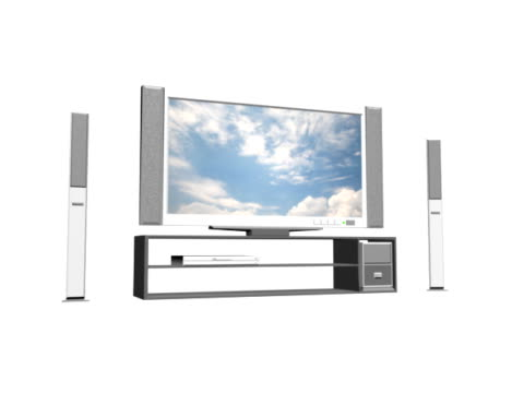 Modern Home Theater (NTSC) video