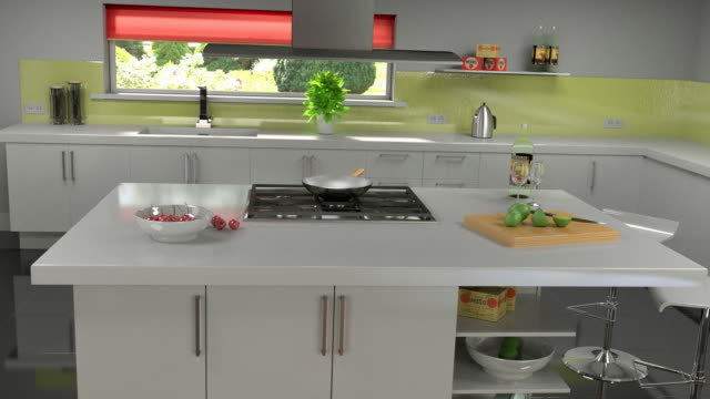 Modern Kitchen video