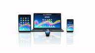 Modern mobile devices video