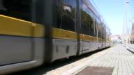 Modern train video