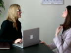 Modern Workplace: Female Executive Interviews Woman video