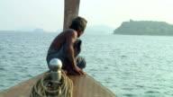 Moken Fisherman HD Video video