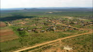 Mokopane  - Aerial View - Limpopo,  Waterberg District Municipality,  Mogalakwena,  South Africa video