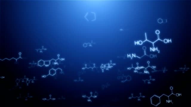 Molecular structure video