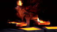 Molten copper video