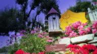 Mom's Flower Garden video
