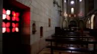 Monastery inside video