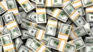 Money background video
