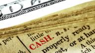 Money cash dictionary  MO WO video
