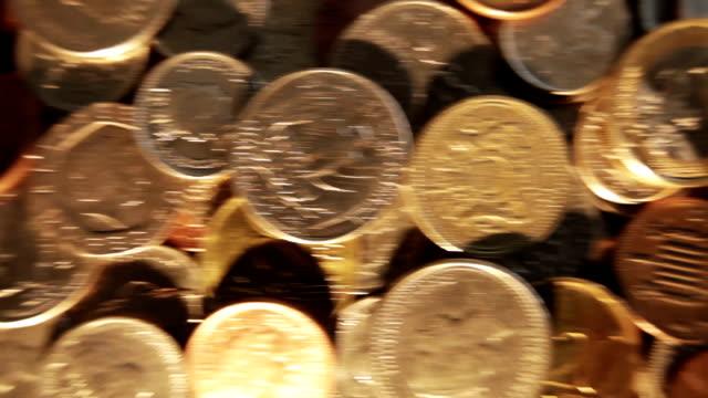 Money coins      MO video