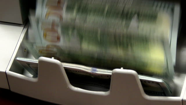 Money Counting Machine video