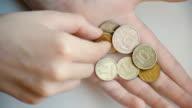 money savings in children's hands video