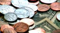 money spinning tight shot video