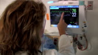 EKG Monitor video