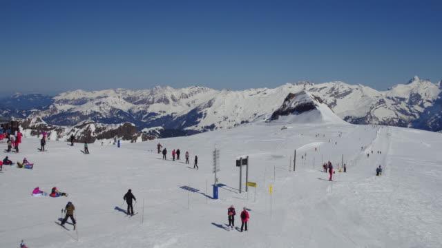 Mont Blanc and Aiguille de Midi video