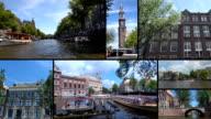 Montage - Amsterdam, Netherlands video