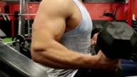 Montage: Biceps exercises video