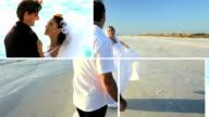 Montage Faraway Island Wedding Couple video