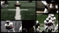 Montage Football video