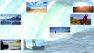 Montage Images Achievements at Natures Destinations video