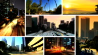 Montage Images City Lifestyle Los Angeles video
