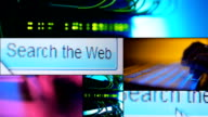 Montage Search the Web video