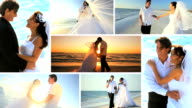 Montage Sunset Beach Wedding video