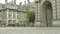 Montage: Trinity College Dublin Ireland video