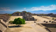 TIME LAPSE: Monte Alban Mexico video